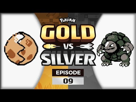 Pokemon Gold and Silver Versus - EP 09 | THAT'S DIRTY!
