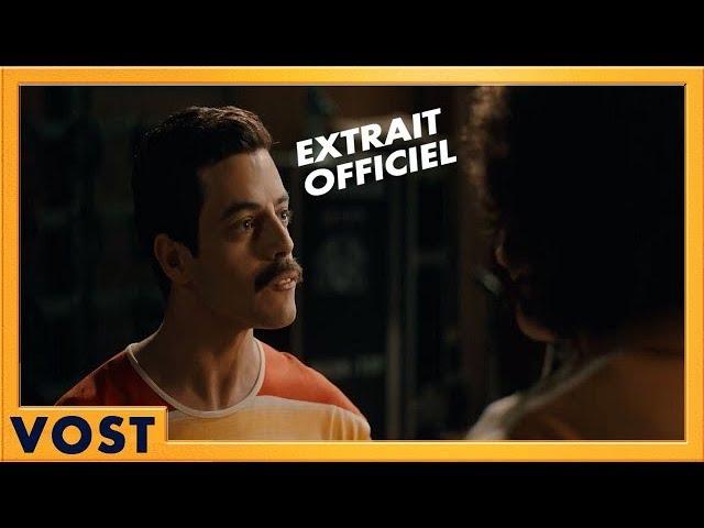 Bohemian Rhapsody | Extrait [Officiel] We Will Rock you VOST HD | 2018