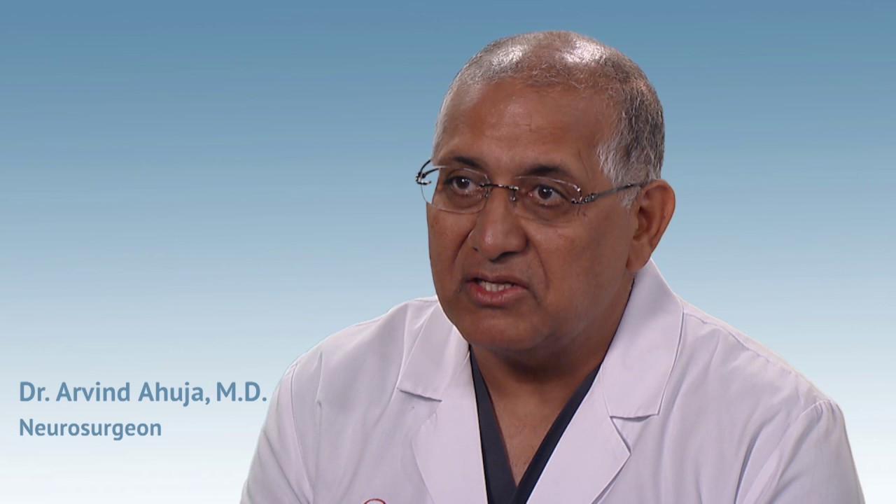 About Dr  Arvind Ahuja | Neurosurgery and Endovascular