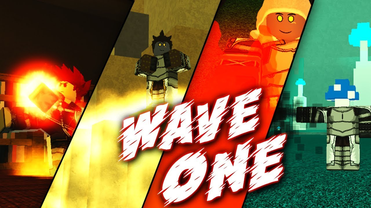 Wave 1 Official Date Game Play Rogue Lineage Youtube - infernasu roblox