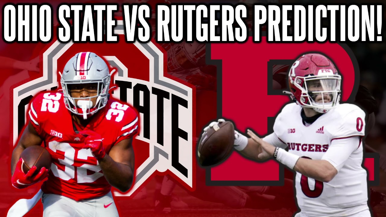 Ohio State vs. Rutgers: 3 keys to victory, X-factor, more