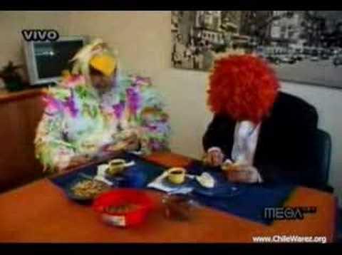 Profesor Salomon y TuTu TuTu en Viña 2008 Parte 14 YouTube