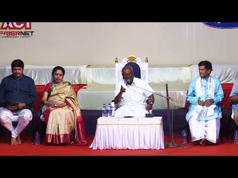Carnatic Pattimandram | Perasiriyar Solomon Pappaiya l Bharat Sangeet Utsav 2017