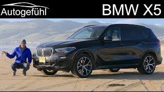 BMW X5 FULL REVIEW V8 50i - Autogefühl