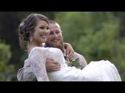The Way He Looks at Her: Aly and Mitch's Wedding Film