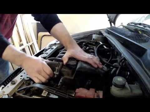 Change Toyota Echo Air Filter