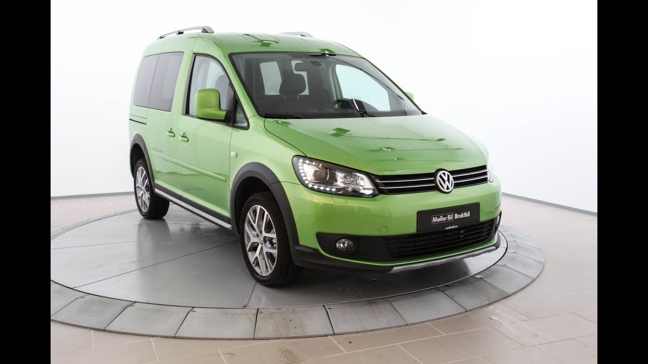 volkswagen caddy caddy cross 2 0 110 tdi 4motion 2014 youtube. Black Bedroom Furniture Sets. Home Design Ideas