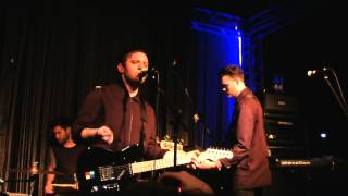 Everything Everything - Undrowned (Milan, Tunnel, March 6th 2013)