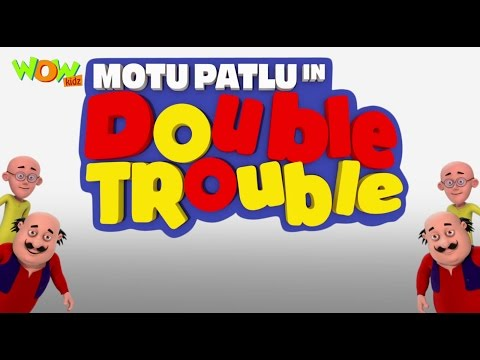Motu Patlu In Double Trouble - Movie - ENGLISH, SPANISH & FRENCH SUBTITLES! thumbnail