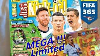 New! Limited Edition - Just Kick It nr 9 - karty Panini - Adrenalyn xl FIFA 365