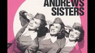 The Andrews Sisters - Lullaby of Broadway