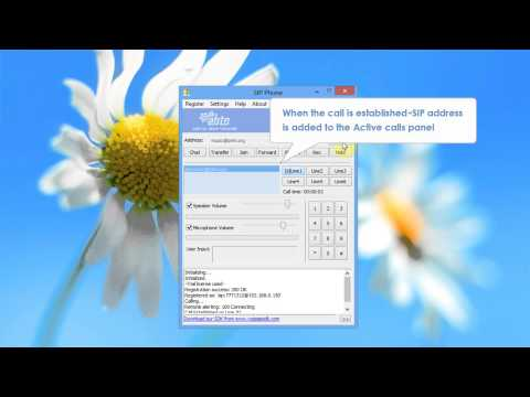 VoIP SIP SDK Video Guide