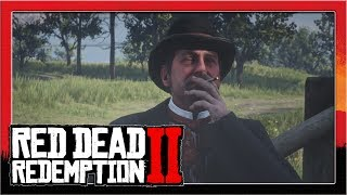 200 Zigaretten am Tag?! #14 - RED DEAD REDEMPTION 2 | Let's Play | 4K