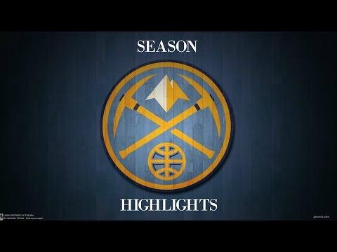 Denver Nuggets 2015-16 Season Highlights