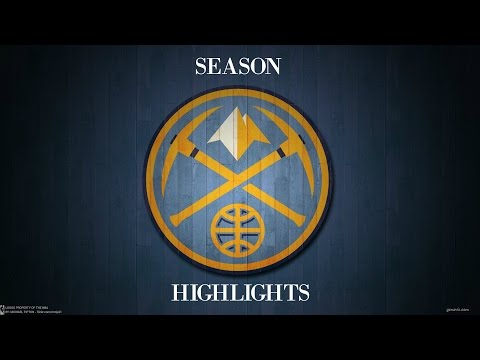 Denver Nuggets 2015-16 Season Highlights