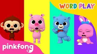 Feelings | Word Play | Pinkfong Songs for Children