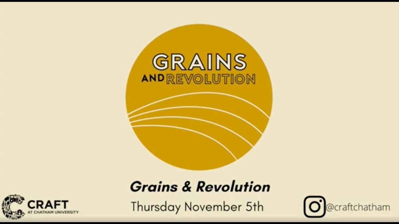 Grains & Revolution: Seed Saving and Food Sovereignty
