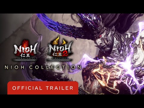 The Nioh Collection - Official Launch Trailer