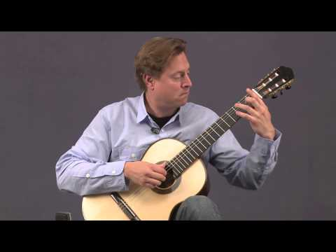 Jason Vieaux - The Christmas Song on Guitar