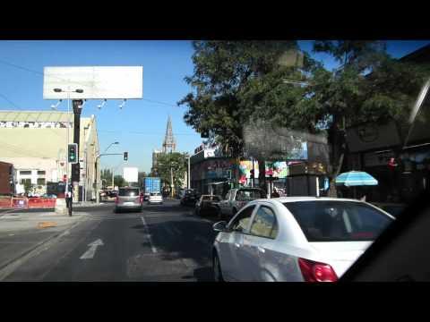 Santiago Taxi ride