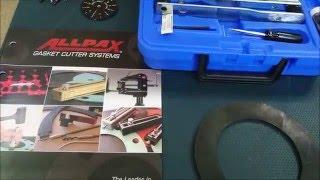 Allpax Gasket Cutter Demonstration