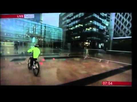 BBC News Cycling Proficiency Fail