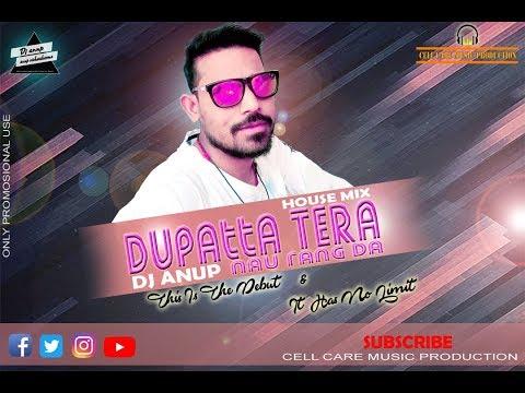 Dupatta Tera Nau Rang Da (House Mix) - Dj Anup - Cell Care Music Production