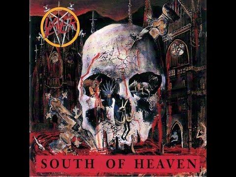 SLAYER - South Of Heaven [Full Album] HQ thumb