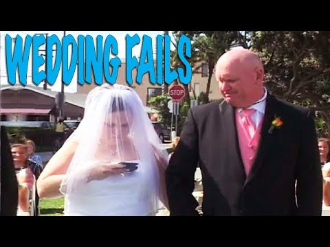 FUNNIEST WEDDING DAY FIASCOS!