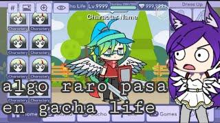 Algo raro pasa en gacha life 🤨🤨 YouTube Videos