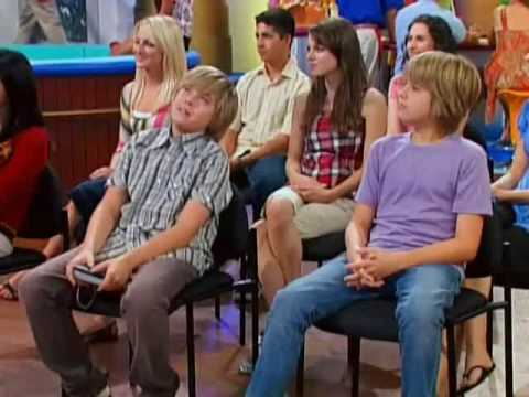 The Suite Life On Deck Episode 10 Boo You 3/3
