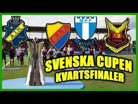 Vilket Lag Vinner Svenska Cupen? | Kvartsfinaler