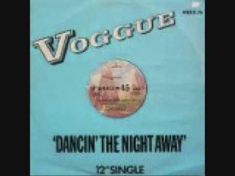 voggue Dancing the Night Away