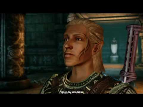 Random Zevran Snark from Dragon Age.