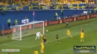 Украина - Швеция 2:1.Евро 2012
