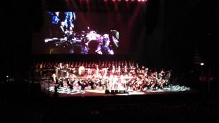 Andrea Bocelli (Auckland) September 2014 - I Can't Help Falling In Love With You