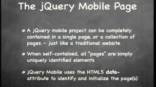 Web Movil,  CSS3 Media queries, jQuery Mobile, Phonegap