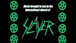 SLAYER ~ Sick Boy (GBH cover)