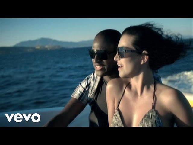 Taio Cruz - Break Your Heart (Official Music Video) ft. Ludacris