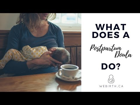 Exactly what is a Postpartum Doula