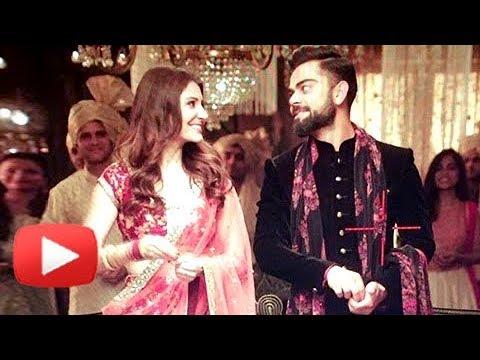Anushka Sharma And Virat Kohli Re-Unite For Ad Shoot | Manyavar