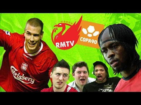 Top 5 Worst Liverpool and Arsenal Players EVER!!! (with Copa 90)