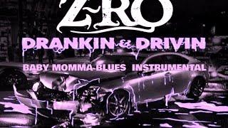 zro baby momma blues instrumental