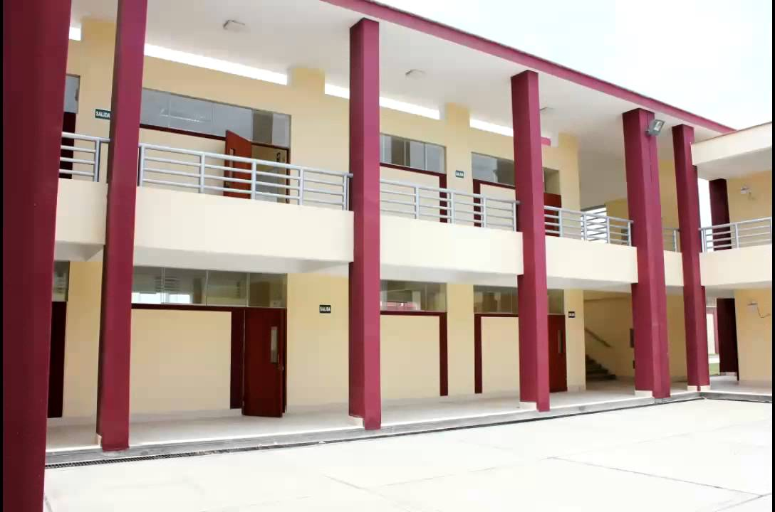 Colegio emblematico gue trujillo youtube for Planos mobiliario escolar peru