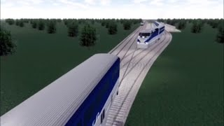 The Amrail Atlantic Coastliner Commercial -Rails Unlimited - ROBLOX Rail Company Commercials Ep. 1