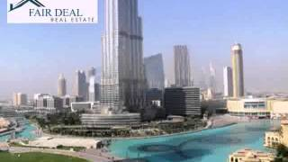 Burj Khalifa - 2 B/R Furnished Apt. For Rent - Ms. Saana 052-6416316