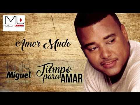 Amor Mudo - Luis Miguel del Amargue - Audio Oficial - Bachata