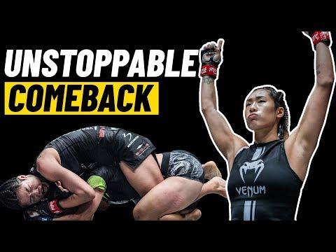 Angela Lee's UNSTOPPABLE Comeback