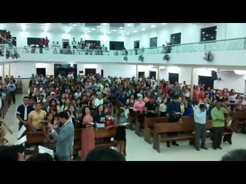 Assembleia de Deus - Mãe do Rio/PA (16/02/2015)
