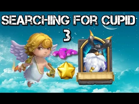 Castle Clash Searching For Cupid Pt.3